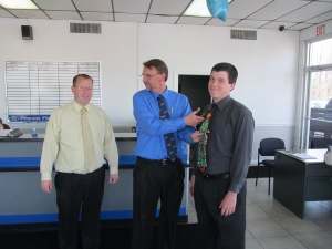 prince frederick ford s newest sales consultant chris drayer just sold his. Cars Review. Best American Auto & Cars Review
